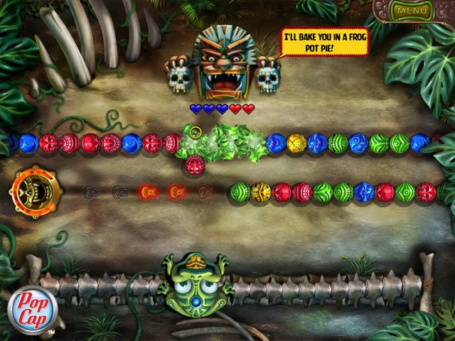 download zuma revenge adventure free
