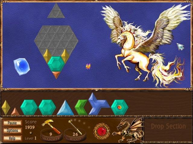 free magic puzzle games